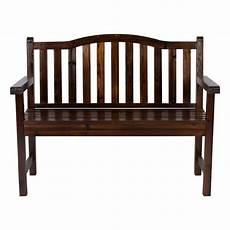 shine company belfort cedar outdoor garden bench 43