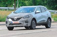 renault kadjar facelift 2018 erste infos preis