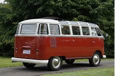 1960 Volkswagen Samba Could Auction Records