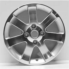 16 quot machined w silver vents rim by jte wheels for 2007