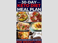 Total Keto Diet For Beginners: How To Meal Plan Your