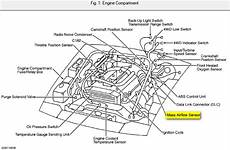 2007 kia sportage engine diagram solved where is the ect located on a 1999 kia sportage fixya