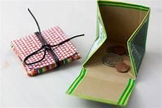 recycling ideen selber machen so geht das geldbeutel aus tetra pak ganz einfach selbst