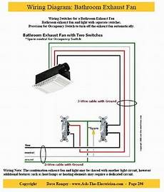 Wiring Fan Heater In Bathroom by Guide To Home Electrical Wiring Fully Illustrated