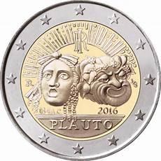 italie 2 comm 233 morative 2016 valeur des pi 232 ces de