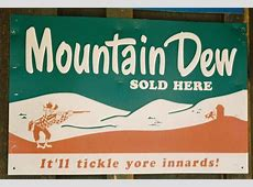 why was mountain dew made