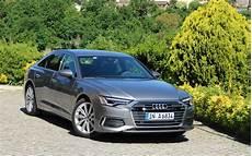 Audi A6 2019 La Berline De Luxe Aux Multiples Talents