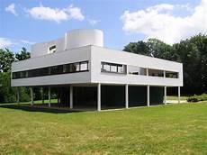 Villa Savoye Le Corbusier Design Architecture World