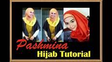 Tutorial Pashmina Inspired By Hana Chsi Dewi