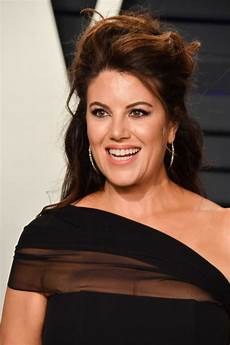 Monica Lewinsky Monica Lewinsky At Vanity Fair Oscar Party In Beverly