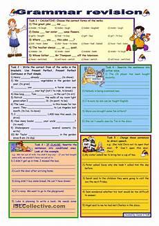 grammar worksheets intermediate level 24869 pin on education