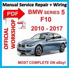 car repair manual download 2010 bmw 1 series windshield wipe control official workshop manual service repair for bmw series 5 f10 2010 2016 ebay