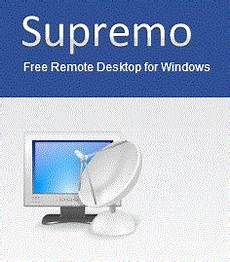 supremo remote free open source softwares supremo remote desktop
