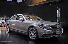 V12 Powered 2015 Mercedes S600 Leaked Specced And Videoed