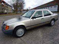 1985 mercedes 250 w124 is listed for sale on
