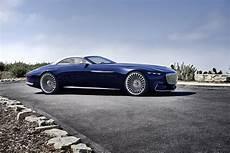 Mercedes Maybach Vision 6 Cabriolet