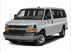 New 2017 Chevrolet Express Passenger Prices   NADAguides