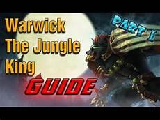 Build Guide How To Play Warwick Jungle Tt Season 4
