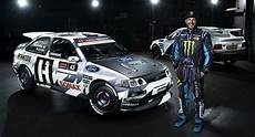 ken block ken block s ford rs cosworth is ready for a season of hooning carscoops
