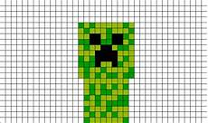 minecraft creeper pixel brik