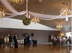 out tulle for white dollar store tablecloths ceiling decoration