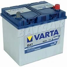 Varta Blue Dynamic D47 60 Ah 60ah Autobatterie