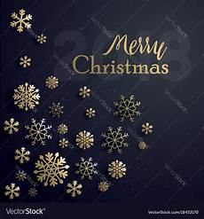 merry christmas 2018 royalty free vector image