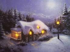 led fensterbild wandbild bild leinwand weihnachten ebay
