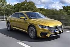 New Volkswagen Arteon 2017 Review Auto Express