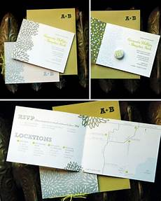 diy wedding invitation booklet amanda braydan modern diy wedding invitation booklets