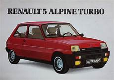 Renault 5 Alpine Turbo A Photo On Flickriver
