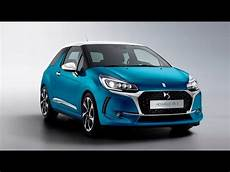 2016 New Citroen Ds3 Facelifted