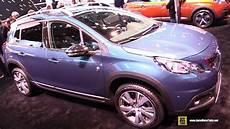 2019 Peugeot 2008 Crossway Exterior And Interior