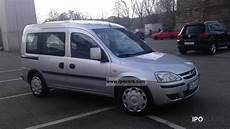 2005 opel combo tour 1 3 cdti sport car photo and specs