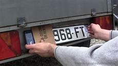 Tutoriel Auto 05 Remplacer Une Plaque D Immatriculation