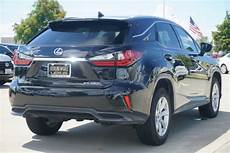 certified pre owned 2016 lexus rx 450h suv in houston