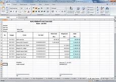 contoh faktur spj bos contoh spj laporan bos 2017 format microsoft excel berkas edukasi