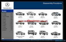 free download parts manuals 2005 mercedes benz sl class parental controls mercedes benz tranining mercedes benz disassembly assistant auto repair manual forum heavy
