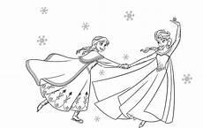 Ausmalbilder Kostenlos Ausdrucken Und Elsa Elsa Und Olaf Ausmalbilder 1ausmalbilder