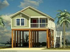house plans on stilts stilt house plan