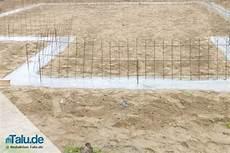 Streifenfundament F 252 R Bodenplatte In Nur 7 Schritten