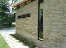 facade en de parement de parement ext 233 rieur pour une fa 231 ade moderne