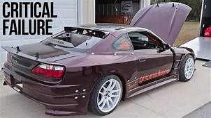 900HP Drift S15 Vs Road Course  YouTube