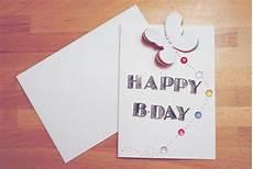 r 233 aliser une carte d anniversaire id 233 es et conseils carterie