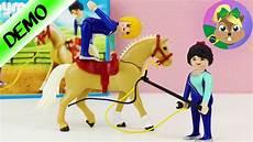 playmobil portugu 234 s treinadoras de cavalos montadoras