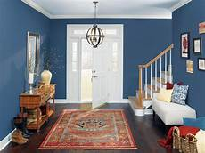 blaue wandfarbe wohnzimmer navy blue color palette navy blue color schemes hgtv