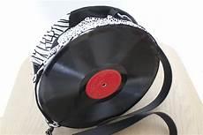 Schallplattentasche Handmade Kultur
