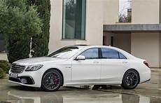 Look 2018 Mercedes Amg S63 Testdriven Tv
