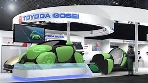 Toyoda Gosei Flesby II Concept At Tokyo Motor Show 2017