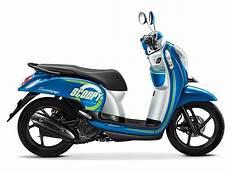 Modifikasi Scoopy 2015 by Warna Baru Honda Scoopy Fi 2016 Blue Dan Vogue